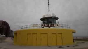 Veiligheidspaviljoen Knokke