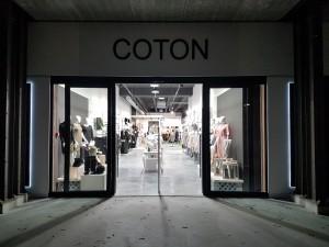 Coton - Gent Dok-Noord